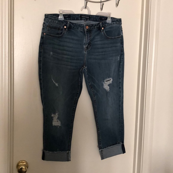 Vigoss The Jagger skinny cropped jeans
